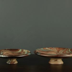 Tray , Platter and Canister